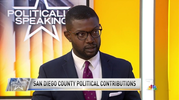 Politically Speaking: San Diego County Political Contributions