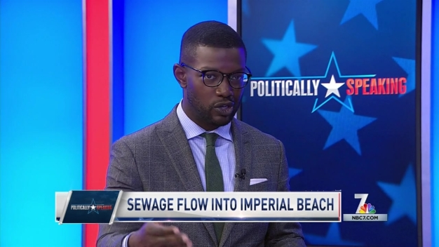Politically Speaking: Millions of Gallons of Sewage in IB