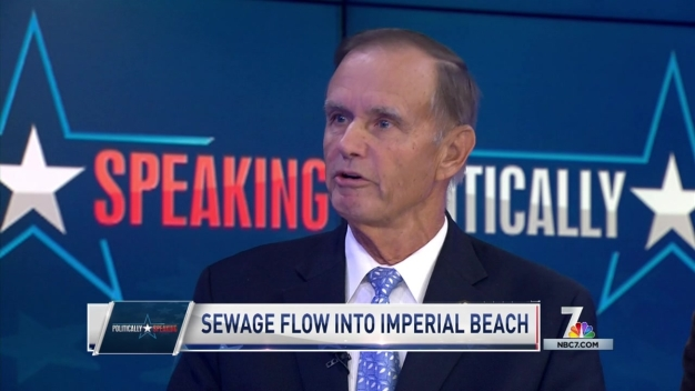 Politically Speaking: History of Sewage Spills in IB
