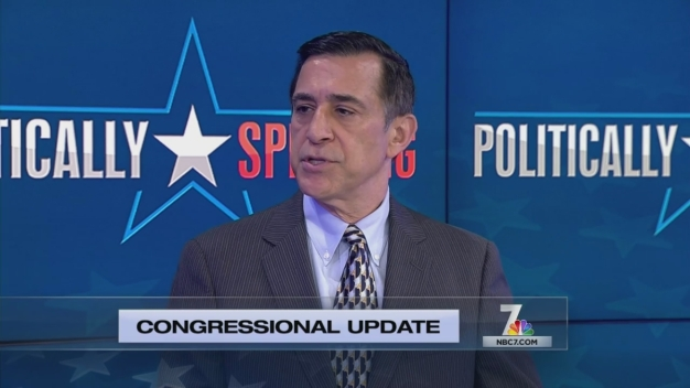 Politically Speaking: U.S. Rep. Darrell Issa
