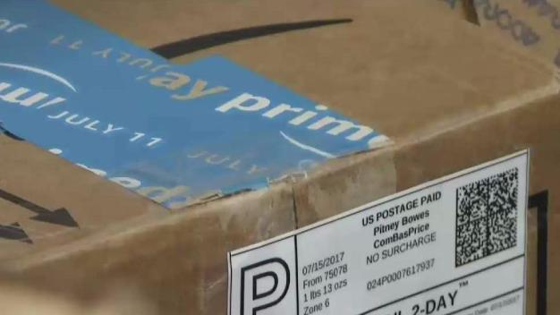 Package Thefts Rising Across San Diego County