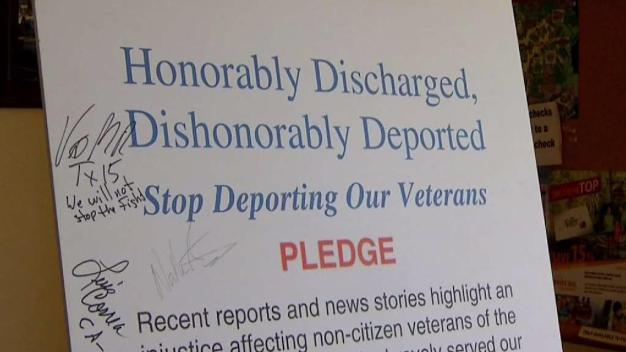 Panel Considers Solutions for Deported US Veterans