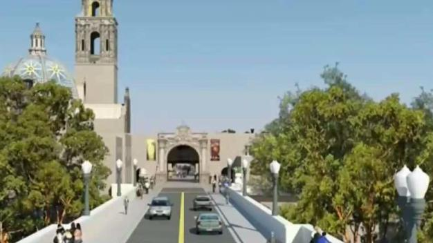 Plan to Transform Balboa Park Faces Legal Issues