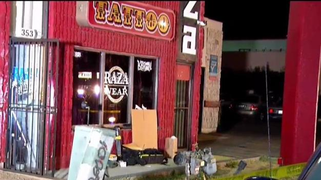 Police Investigate Suspicious Death at Tattoo Shop