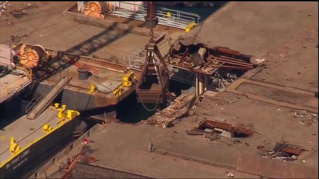 Anthony's Demolition Begins to Make Way for New Restaurants