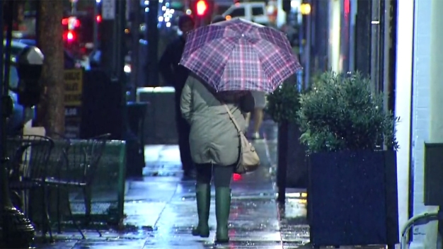 Third in Series of Storms to Drench San Diego Overnight