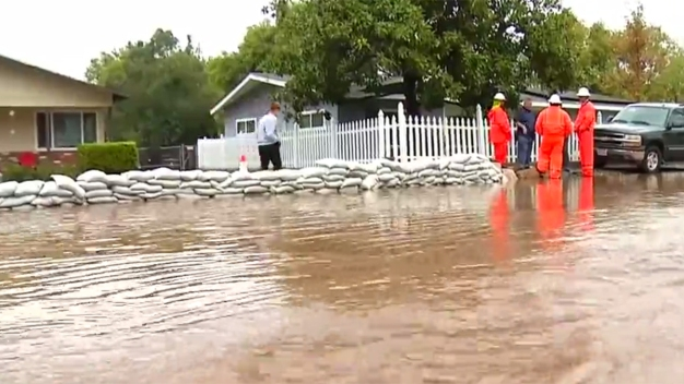 Winter Storms Bring Heavy Rain to San Diego