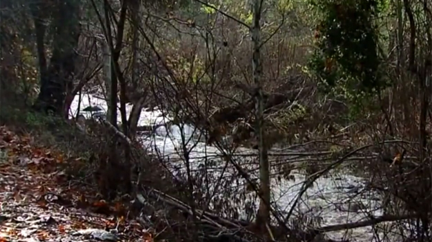 Tough Water Conditions Slow Search for Boy in Creek