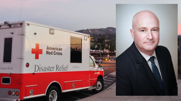 Retired US Coast Guard Capt. to Helm Red Cross of San Diego