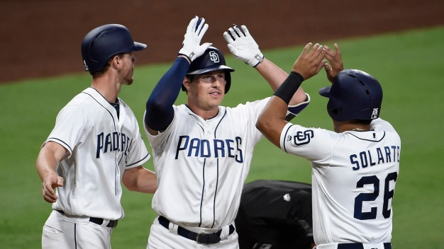 Padres Win In Renfroe's Return