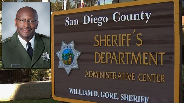 San Diego Assistant Sheriff Accused of Inappropriate Conduct