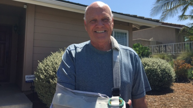 Newspaper Delivery Misses the Mark For Bonita Man