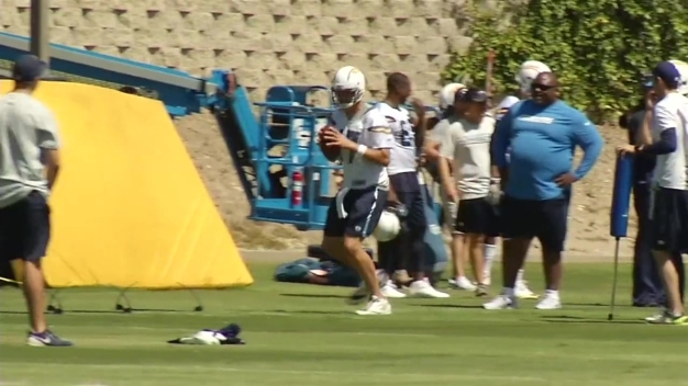 Chargers Hold Final San Diego Practice