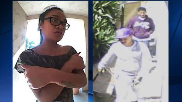 Surveillance Images Reveal 3 Suspects in String of Robberies
