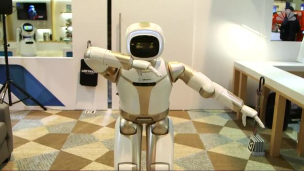 The Robots of CES