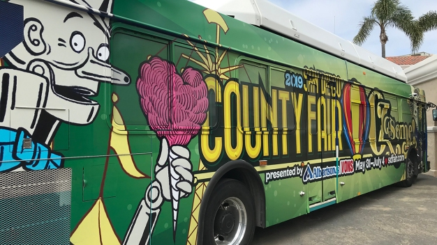 Final Weekend of the SD County Fair: Where to Park