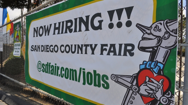 2019 San Diego County Fair Creates 2,500 Temp Jobs