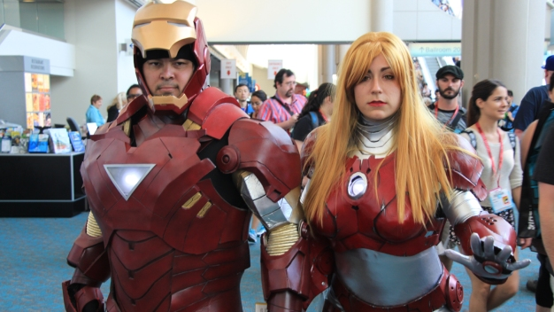 SD Comic-Con Sues Utah Convention Over Name