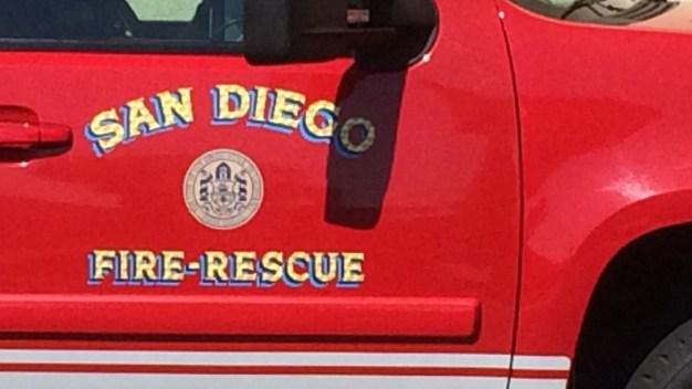 San Diego Strike Team Sent to Santa Barbara County to Help with Flooding