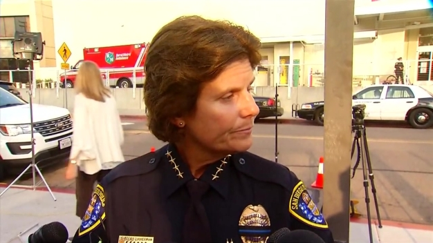 Wounded Officer Resting: SDPD Chief