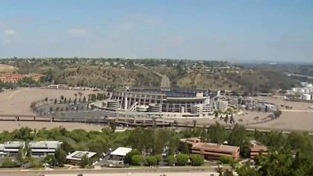 SDSU Has Promises for Stadium Site, But Few Plans for Backing Them