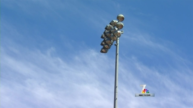 SD Explained: High School Stadium Lights