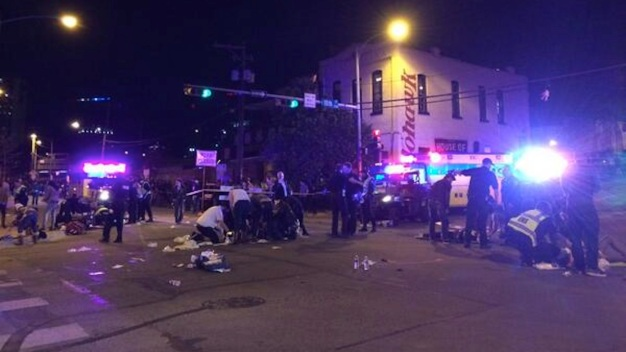 2 Dead, 23 Hurt After Driver Hits Crowd During SXSW