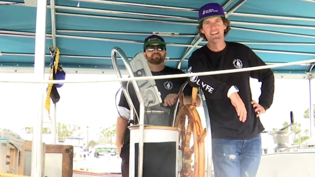San Diegans Sail for a Better Sea