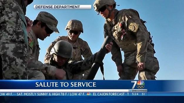 Salute: Teaching Afghan Soldiers