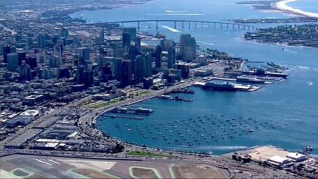 Army Considers San Diego for Home of New Futures Command
