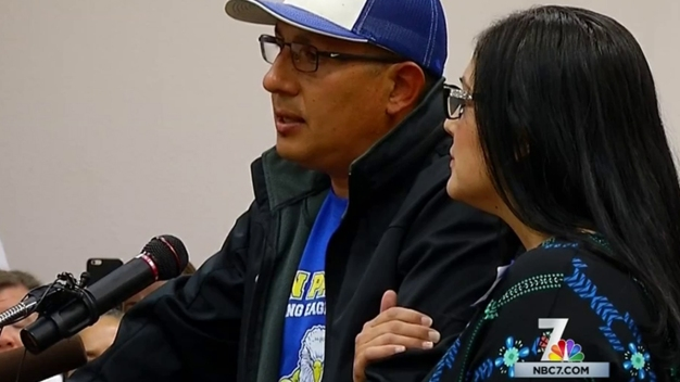 Parents of San Pasqual HS Junior Ask Board to Revoke Suspension