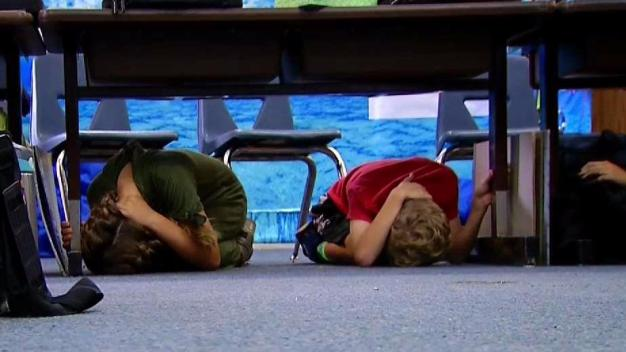 San Diego Students Partake in Great Shakeout
