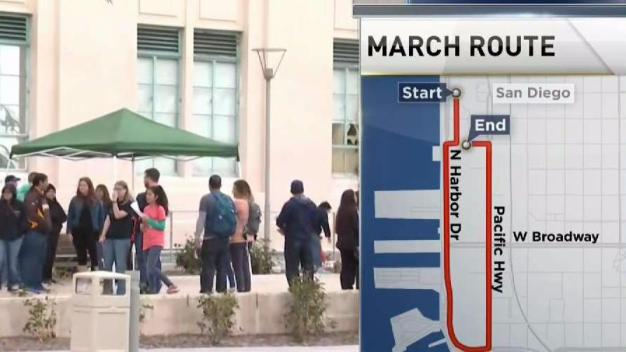 San Diego to Partake in March for Our Lives
