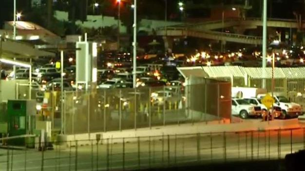 San Ysidro Port of Entry Reopens to Traffic