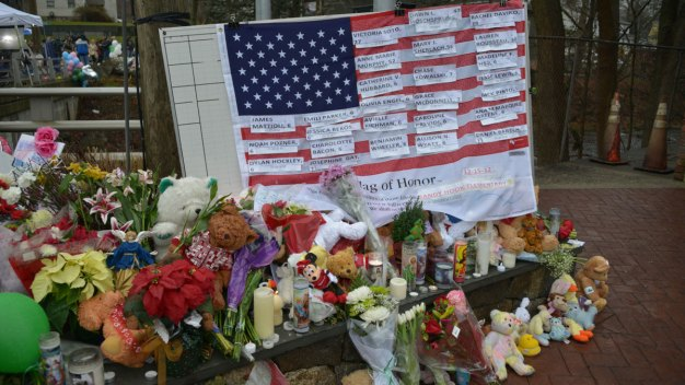 Newtown Marks Third Anniversary of Sandy Hook Shooting