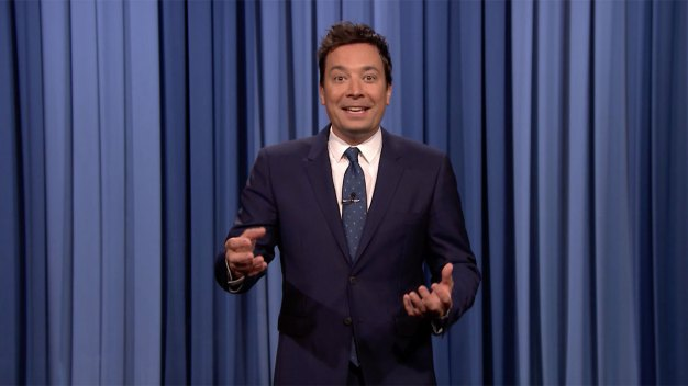 'Tonight' Monologue: Fallon Says Trump Has Lost His Mind