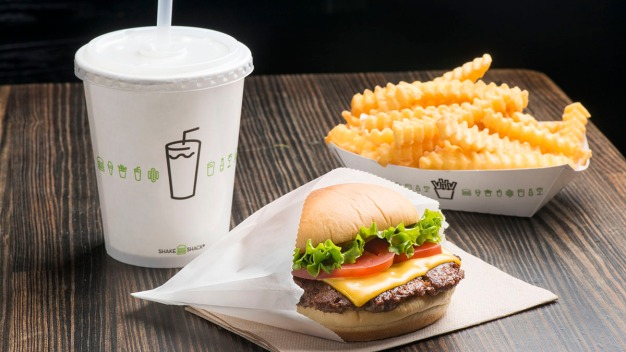Shake Shack Opens in San Diego