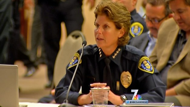 SDPD Chief Shares DOJ Recommendations with Community