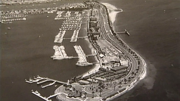 History of San Diego's Shelter Island
