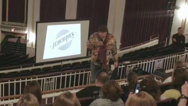 The Sopranos' Steven Van Zandt Hosts Teacher Workshop in SD