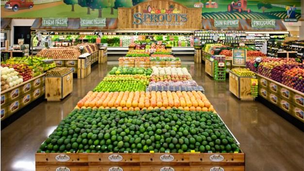 Sprouts to Fill 120 Jobs at New Mira Mesa Store