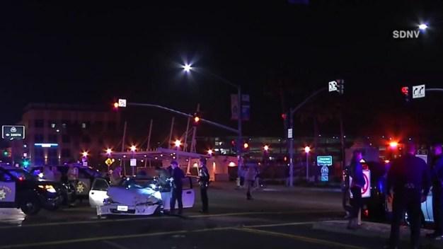 Baby in Backseat Survives Street Racing Crash