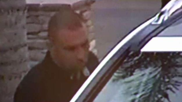 Suspected Thief Caught on Surveillance Video