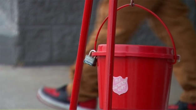 North County Family to Ring Bell for Red Kettle for 24 Hours