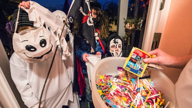 How Old Is Too Old to Trick or Treat on Halloween?}