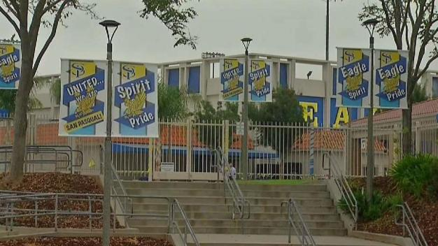 Teacher Under Investigation at San Pasqual High School