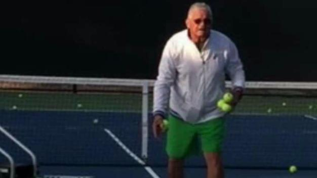 Tennis Coach Charged with Child Molestation