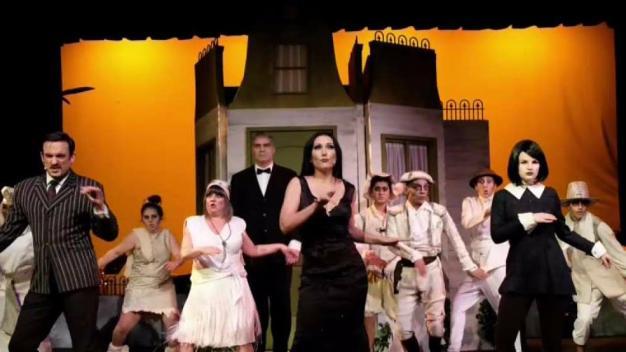 The Addams Family Musical Hits Coronado Playhouse