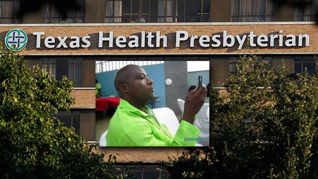 Ebola Patient, Thomas Eric Duncan, Flew to Dallas Via D.C.