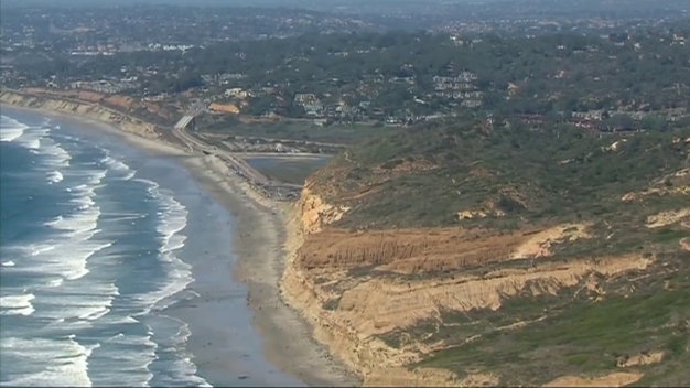 Water Temperature Off Torrey Pines Breaks 17-Year Record for CA Coast